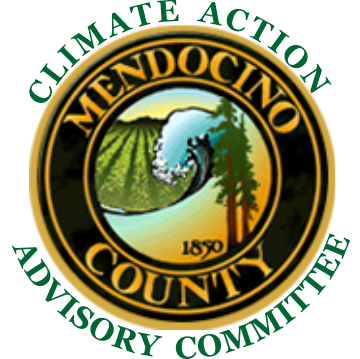 Seal:Mendocino County Climate Action Advisory Committee